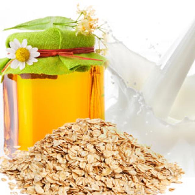 Olejek zapachowy - Owsianka, mleko i miód - do produkcji świec, mydła, kremów, balsamów, toników i innych kosmetyków