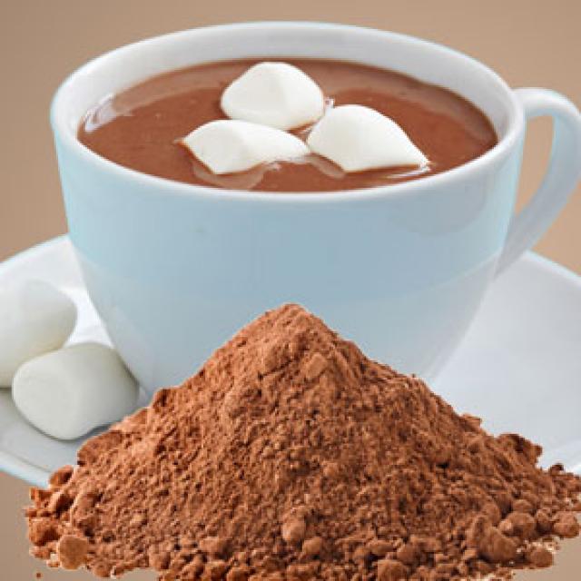 Olejek zapachowy - Gorące kakao - do produkcji świec, mydła, kremów, balsamów, toników i innych kosmetyków