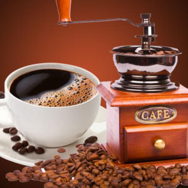 Olejek zapachowy - Świeżo parzona kawa - do produkcji świec, mydła, kremów, balsamów, toników i innych kosmetyków