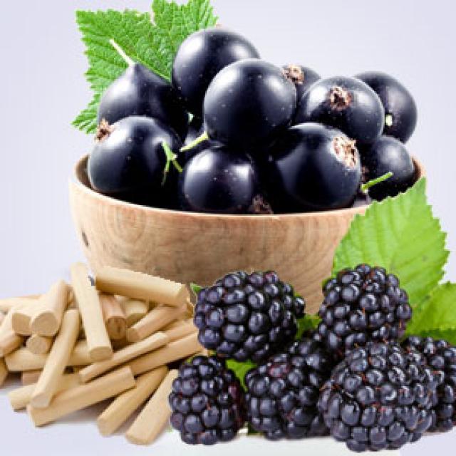 Olejek zapachowy - Dzika porzeczka i drzewo sandałowe - do produkcji świec, mydła, kremów, balsamów, toników i innych kosmetyków