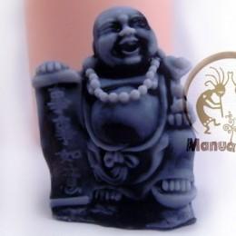 Budda z manuskryptem 3D