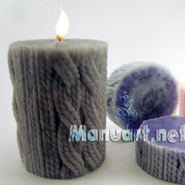 Wiązana świeca