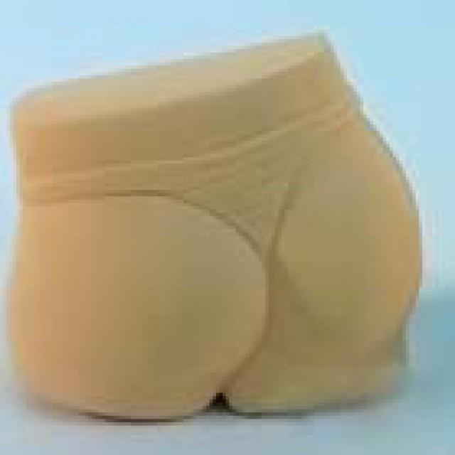 Forma silikonowa - Bikini - dolna część (majteczki) - do wyrobu mydła, świec i odlewów
