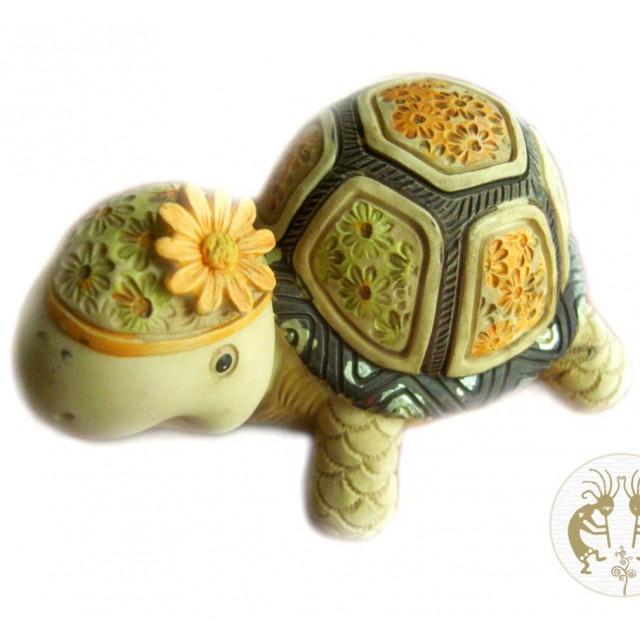 Forma silikonowa - Żółw duża 3D - do wyrobu mydła, świec i odlewów