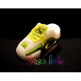 Forma silikonowa - Adidas 3D - do wyrobu mydła, świec i odlewów