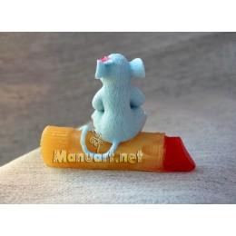 Forma silikonowa - Pacha na maści 3D - do wyrobu mydła, świec i odlewów