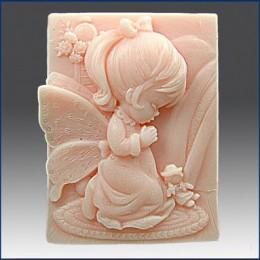 Dziewczynka anioł 2D