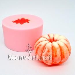 Mandarynka oczyszczona 3D