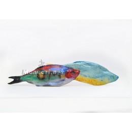 Forma silikonowa - Ryba - do wyrobu mydła, świec i odlewów
