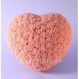 Serce w różach 2D