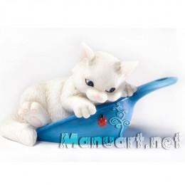Kociak w sowoczkie 3D