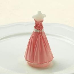 Forma silikonowa - Narzeczona 3D - do wyrobu mydła, świec i odlewów