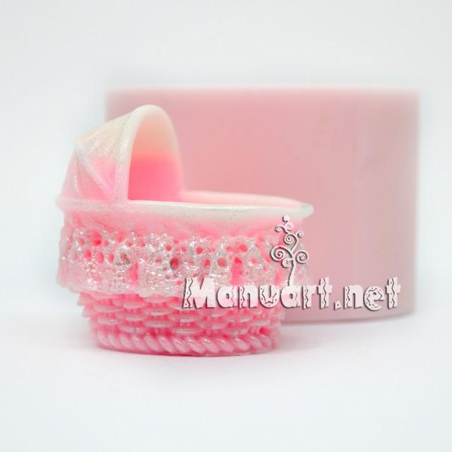 Forma silikonowa - Kolasoczka 3D - do wyrobu mydła, świec i odlewów