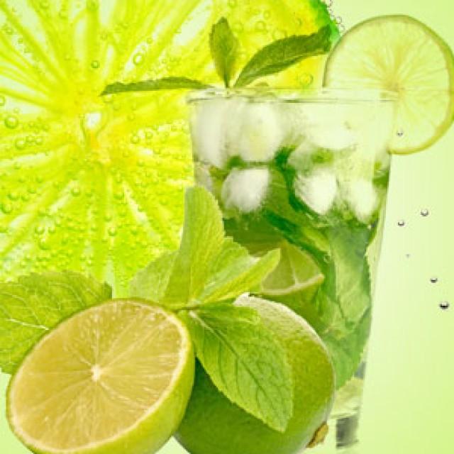 Olejek zapachowy - Mojito - do produkcji świec, mydła, kremów, balsamów, toników i innych kosmetyków