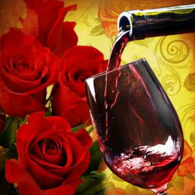 Olejek zapachowy - Burgundy Rose - do produkcji świec, mydła, kremów, balsamów, toników i innych kosmetyków