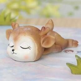 Śpiący jeleń №2