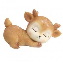 Śpiący jeleń №3