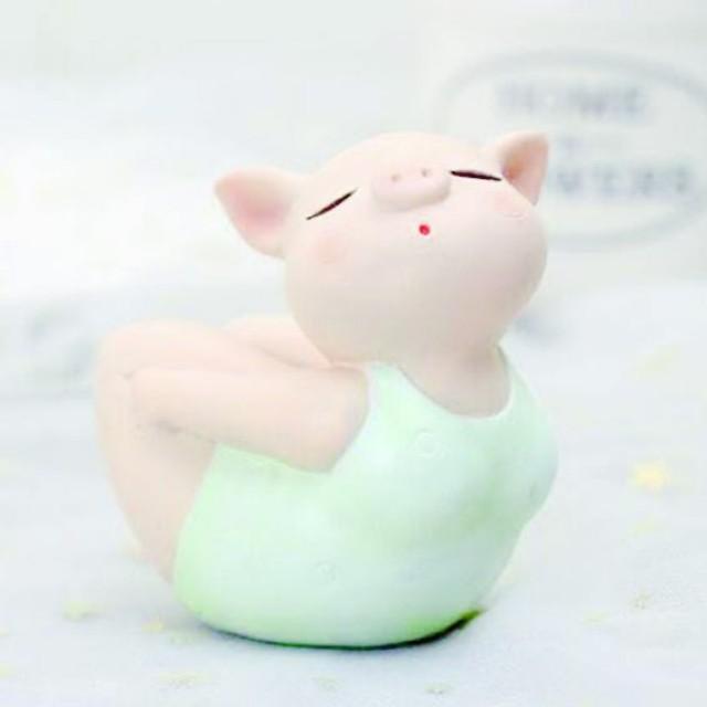 Forma silikonowa - Joga świnia №2 - do wyrobu mydła, świec i odlewów