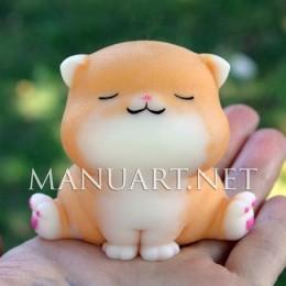 Ładny kot 3D