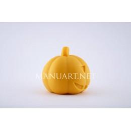 Forma silikonowa - Dynia Halloweenowa - do wyrobu mydła, świec i odlewów