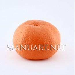 Wielka prawdziwa mandarynka