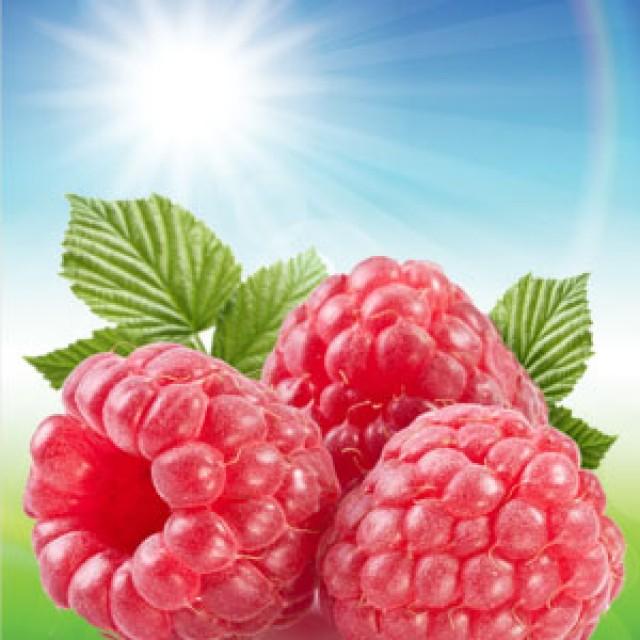 Olejek zapachowy - SUN RIPENED RASPBERRY - do produkcji świec, mydła, kremów, balsamów, toników i innych kosmetyków