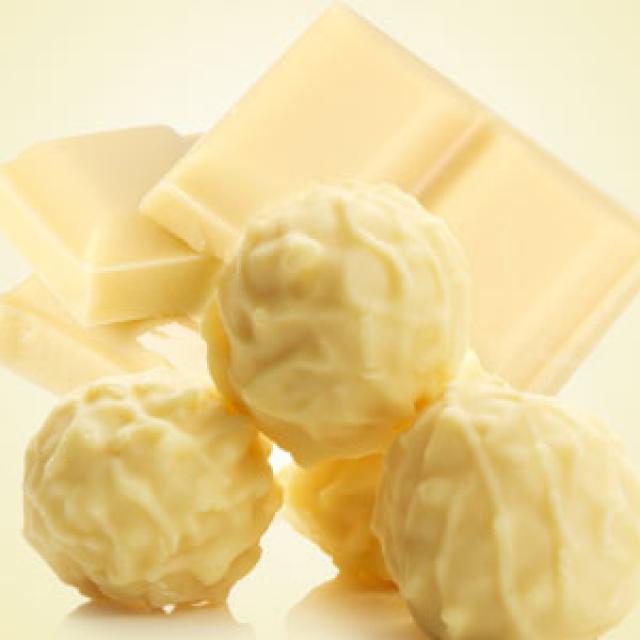 Olejek zapachowy - Biała czekolada 30ml - do produkcji świec, mydła, kremów, balsamów, toników i innych kosmetyków