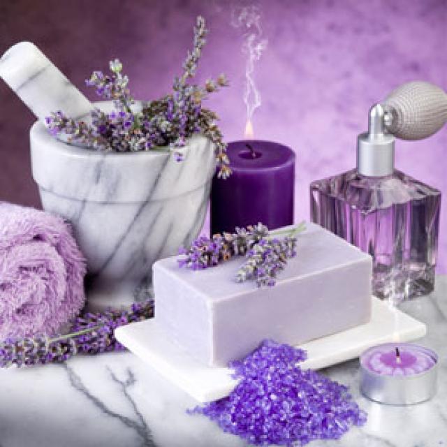 Olejek zapachowy - Lavender Luxury 30ml - do produkcji świec, mydła, kremów, balsamów, toników i innych kosmetyków
