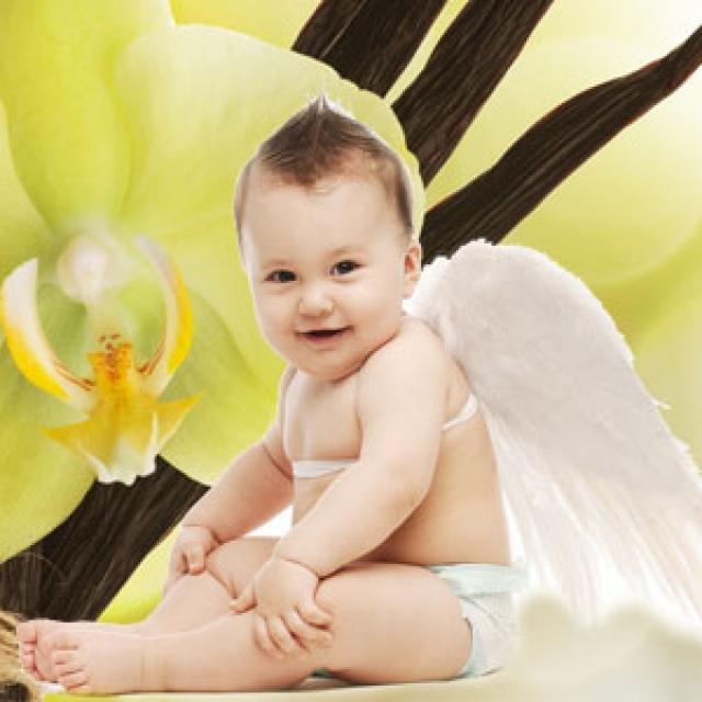 Olejek zapachowy - Angel Wings 30 ml (Skrzydła anioła) - do produkcji świec, mydła, kremów, balsamów, toników i innych kosmetyków