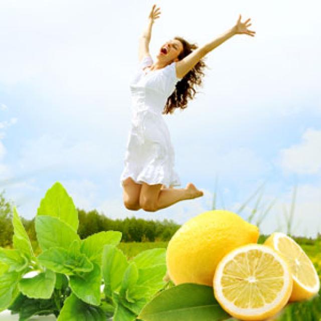Olejek zapachowy - Aromatherapy Energizing 30 ml - do produkcji świec, mydła, kremów, balsamów, toników i innych kosmetyków