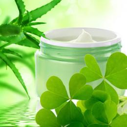 Green Clover and Aloe 30 ml (Zielona Koniczyna i Aloes)