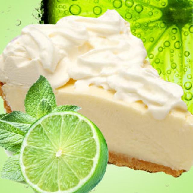 Olejek zapachowy - Keylime Pie 30 ml (ciasto limonkowe) - do produkcji świec, mydła, kremów, balsamów, toników i innych kosmetyków