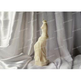 Forma silikonowa - Wenus z Milos, Afrodyta 3D - do wyrobu mydła, świec i odlewów