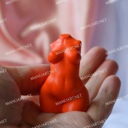 MINI zaokrÄ…glony Tors kobiety 3D