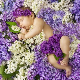 Dziecko przed snem