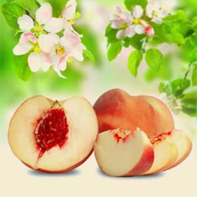 Olejek zapachowy - Kwiaty białej brzoskwini i jedwabiu - do produkcji świec, mydła, kremów, balsamów, toników i innych kosmetyków