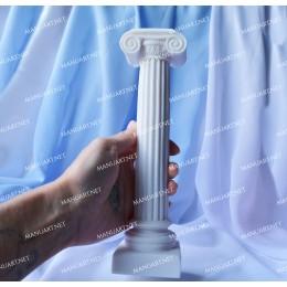 Duża kolumna grecka 3D