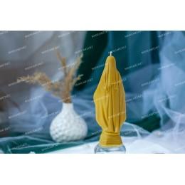 Forma silikonowa - Maryja Dziewica - do wyrobu mydła, świec i odlewów