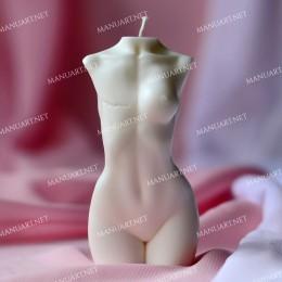 Blizna po raku piersi tors kobiety 3D